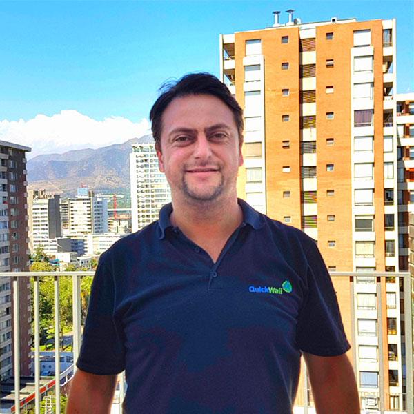 Fredie Soza A.- Ingeniero Civil Universidad de Chile